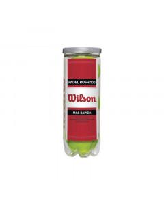 Padelbollar - 24 st 3-pack inkl. fullfärgs-sleeve, Wilson